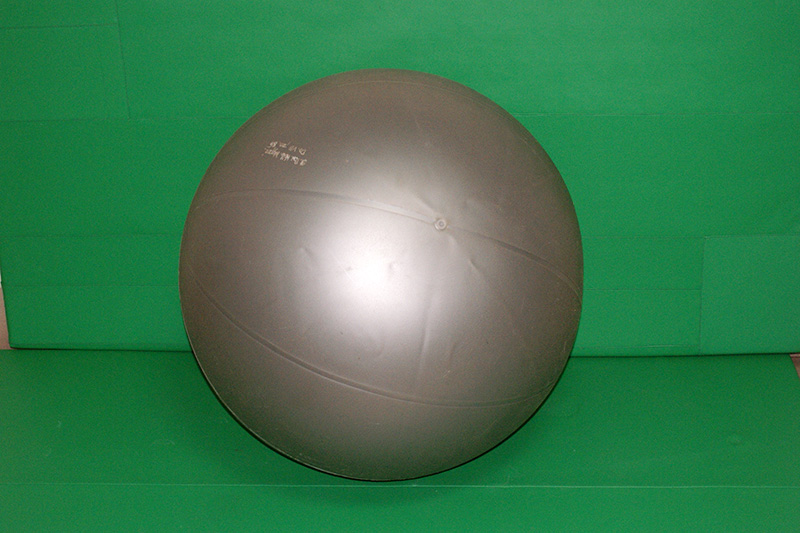 Piłka gimnastyczna okrągła