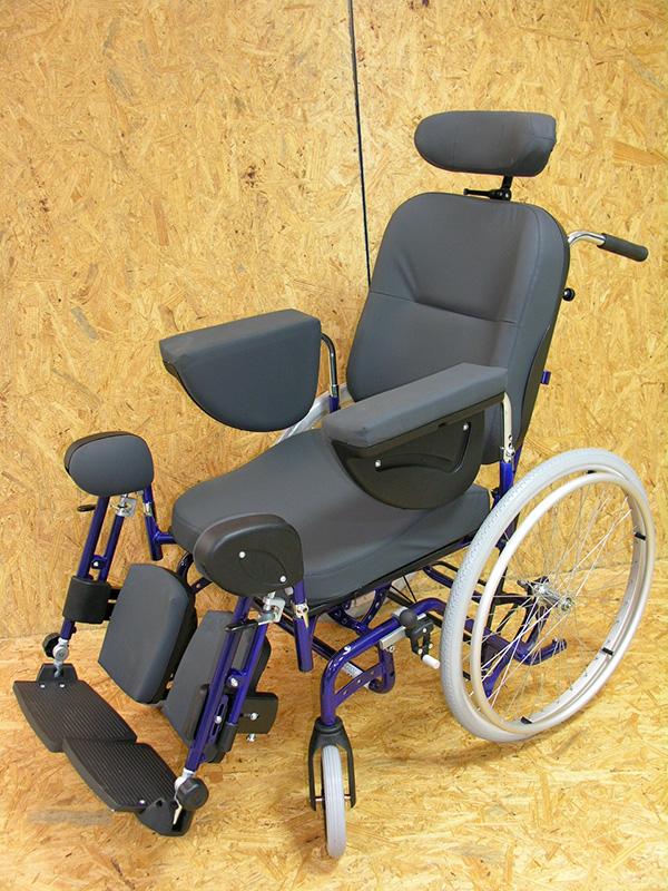 Wózek inwalidzki rozkładany Serenys